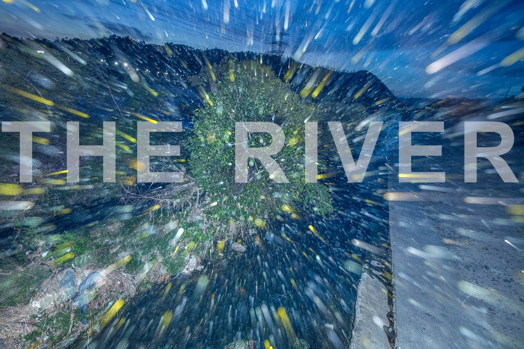 THE NATURE OF THE BEAST : RIVER